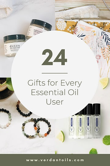 The Oil Gift Guide for Everyone on Your List