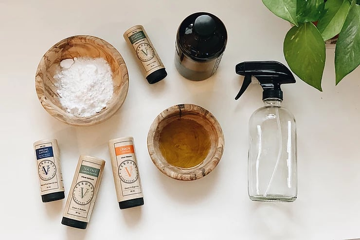 Use These 4 Ingredients To Spring Clean Your Entire Home