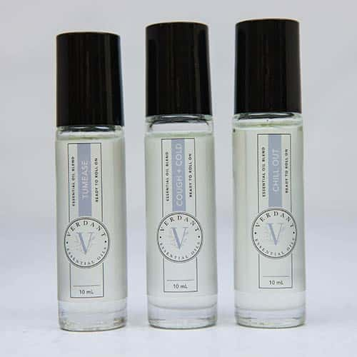 Rollerball Tumease Cough and Cold Chill Out